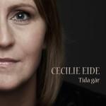 Coverbilde Tida går - Cecilie Eide