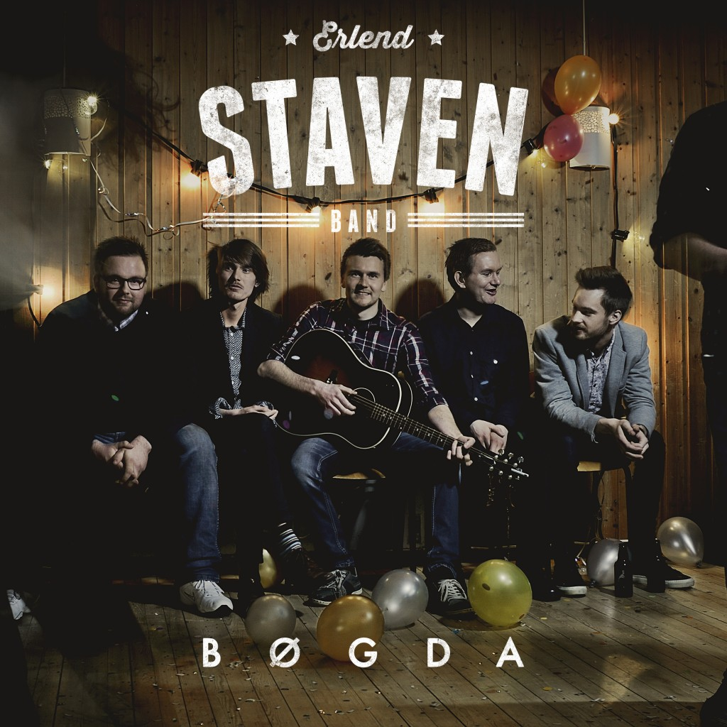 Erlend Staven Band Coverbilde