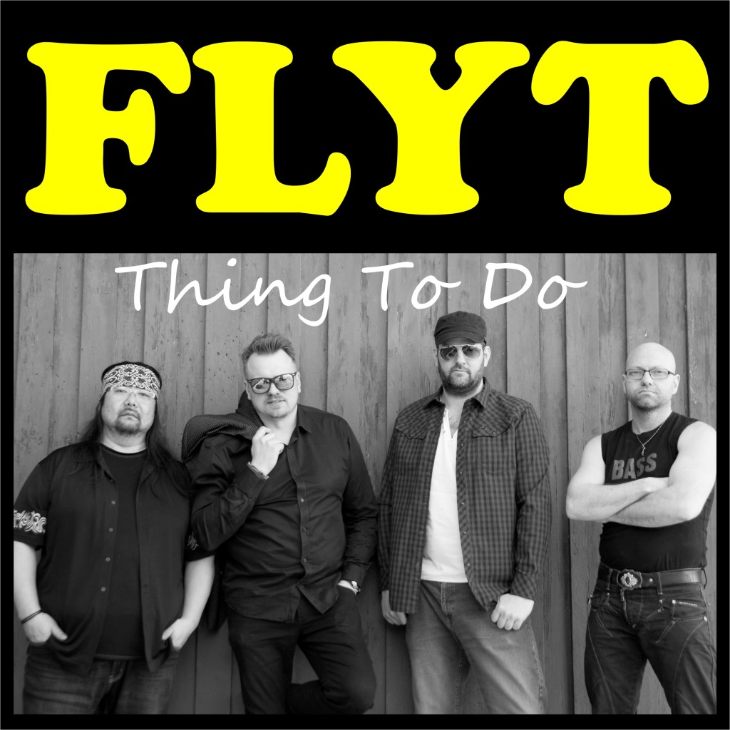 "Coverbilde ""Thing To Do"" med FLYT"
