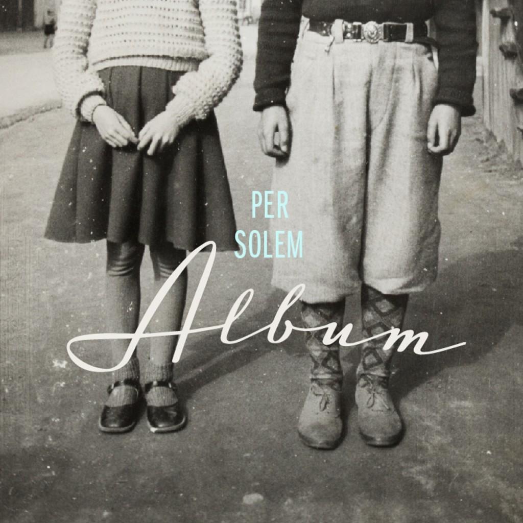 """Coverbilde """"Album"""" med Per Solem"""
